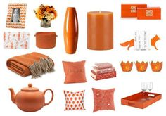 How To Add Orange In Small Doses Home Accents