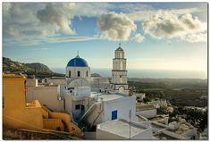 SANTORINI PIRGOS CAR HIRE Santorini Island, Santorini Greece, Kamari Beach, Car Rental Company, Village Houses, Medieval Castle, Taj Mahal, Mansions, House Styles