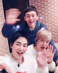 xiuchen and his son