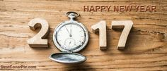 Hapy New Year 2017 FB Cover Photos