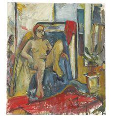Edmond Rosario Oil On Canvas