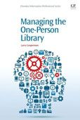 Managing the One-Person Library by Larry Cooperman  #DOEBibliography