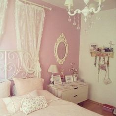 A purple bedroom does look elegant, especially if combined with a gray color. It is a good idea for a bedroom and looks like a master of color. How best to combine the two colors? #purple #bedroom #ideas #for #teen #girls