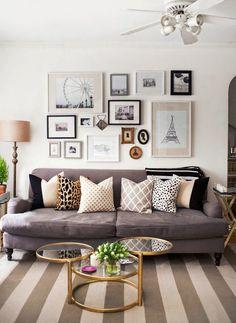 Todas mis Neuras: Pinterest Inspiration: Salones acogedores