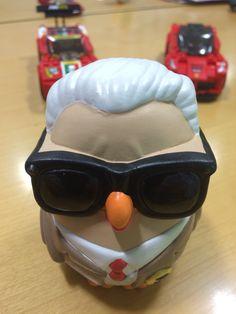 Enzo Ferrari #goofy