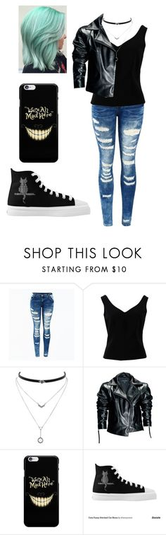 """Untitled #182"" by pink-pandas ❤ liked on Polyvore featuring ADAM, Jessica Simpson and Leka"