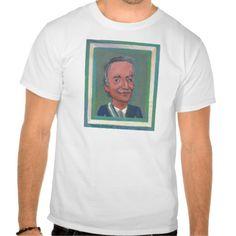 Nestor Kirchner por Diego Manuel T-shirts.