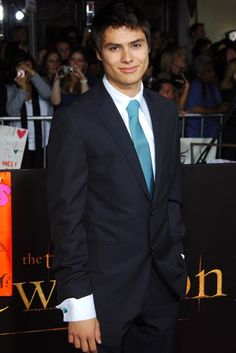 Kiowa Gordon at New Moon premiere