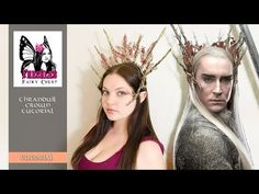 DIY Thranduil Crown Cosplay