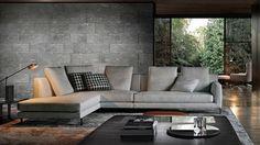 Design de interiores: 5 salas que provam que o cinzento não é uma cor triste
