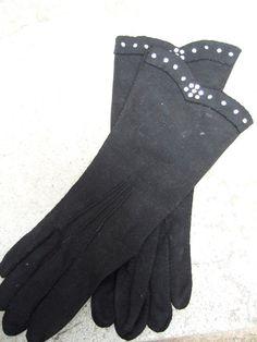 vintage 1950s gloves