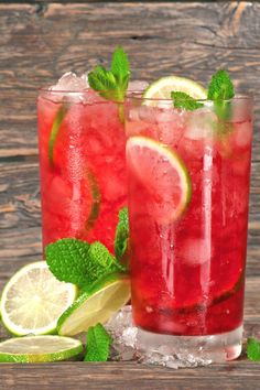 The Long Beach Iced Tea drink recipe is a refreshing alternative to the Long Island Iced Tea. This tart cocktail blends several liquors with lemon and cranberry juice. # Food and Drink ideas cranberry juice Long Beach Iced Tea Iced Tea Cocktails, Cocktail Drinks, Cocktail Recipes, Cocktail Movie, Cocktail Sauce, Cocktail Attire, Cocktail Shaker, Juice Drinks, Drinks With Cranberry Juice