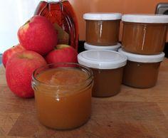Rezept Englische Apfelbutter von Schirmle - Rezept der Kategorie Grundrezepte