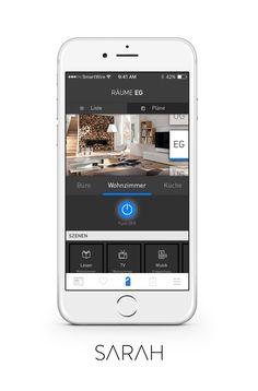 Smart Home, Planer, Apps, House, Design, Technology, Ground Floor, Smart House, Home