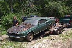 Barn Find Exactly Like My Old Mach 1 I Had In High School
