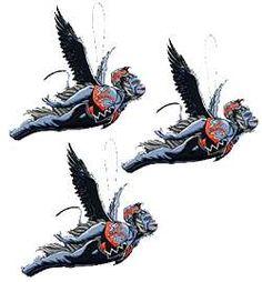 Image result for google images flying monkeys