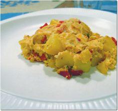 Frittata (via siebenhundertsachen, Veggieblogtag)