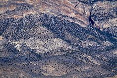 Photograph by Stuart Litoff.  A #mountainside at #RedRockCanyon #park in #Nevada