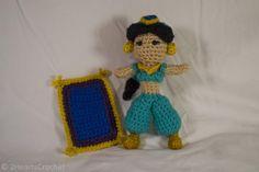 Jasmine Crochet Pattern