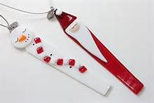 fused glass xmas decorations - Bing Images