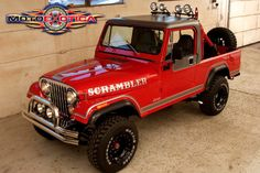 1981 Jeep Scrambler Photo 3