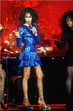 Whitney Houston ... diva originale