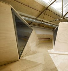 Red Bull HQ in Amsterdam | Sid Lee Architecture. | yellowtrace blog »