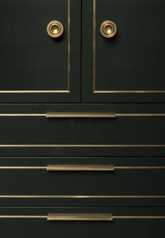Brass Kitchen by Amuneal