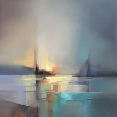 Abstract Art Paintings 609815605780935752 - Jason Anderson – Fine Artist based in Dorset Source by salamichle Abstract Landscape Painting, Seascape Paintings, Watercolor Landscape, Abstract Watercolor, Landscape Art, Landscape Paintings, Abstract Art, Watercolour, Modern Art Paintings