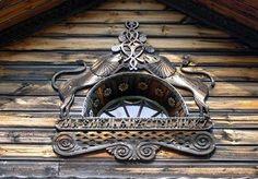 Древнерусский дом-сказанье о Святой Руси