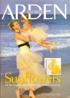 1993 Vendela Kirsebom Elizabeth Arden Vintage Advertisement Print Ad VTG 90s | eBay