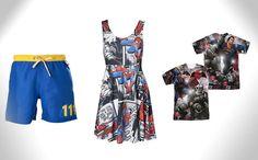 Fashion Friday: Street Fighter V Leggings, a Spider-Man Dress, & More