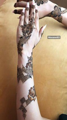 Latest Arabic Mehndi Designs, Henna Art Designs, Stylish Mehndi Designs, Mehndi Designs For Fingers, Mehndi Design Pictures, Beautiful Henna Designs, Latest Mehndi Designs, Arabic Bridal Mehndi Designs, Engagement Mehndi Designs