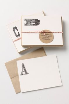 stationary with a book of postage stamps would be an awesome gift for me