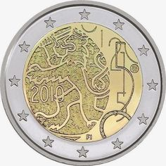 Finnish commemorative euro coins Currency Decree of 1860 granting Finland the right to issue banknotes and coins. Commemorative euro coins from Finland