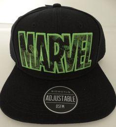 Hulk Image Trap Sublimated Marvel Comics Snap Back Hat Nwt  Marvel   BaseballCap Snap Backs 8f9af9186cc