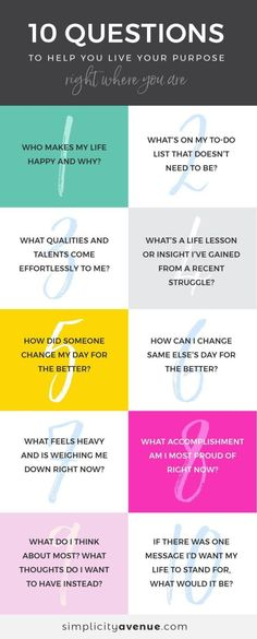 Stress management : Use these 10 writing prompts to start being who you already are. Plus read the f