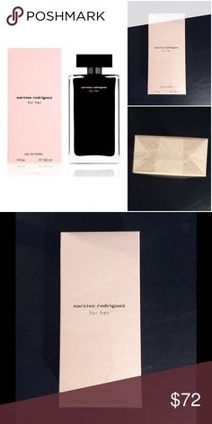 New Narciso Rodriguez For Her 5 oz Unopened New with tags, unopened, Narciso Rodriguez for her 5 oz, love this smell!  I put together my favorites packages for my clients, and often have extra products that I sell on here! I price my items lower to accommodate for shipping. I'm open to reasonable offers, especially if you're bundling with other items - you'll pay the same in shipping if you buy one or multiple items from my closet!All the funds go to the non-profit organization I'm founding…