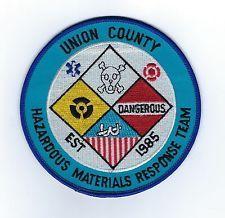 Union County Fire Dept. Hazmat Response Team