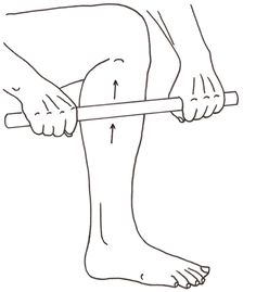 Chronic Pain Relief without meds - the length of pipe varies but methods are the same...use static electricity to combat nerve pain, arthritis pain, even migraines!  http://the-health-gazette.com/225/unusual-pain-remedy/