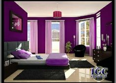 Gorgeous! Very rich, saturated color. Morado