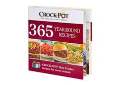 Recipes - Crockpot Recipes - Enjoy original recipes from Crock-Pot or submit your own CrockPot recipe