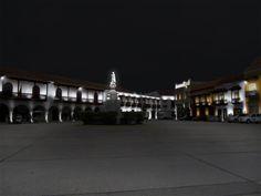 Plaza de Aduana - Cartagena - después (simulación)