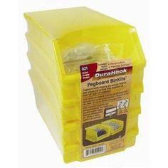 Walmart-DuraHook 021 Small Pegboard BinKit