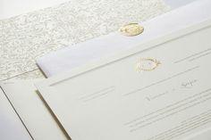 15 modelos de convite de casamento | Defina sua Identidade visual - Convite com marcador, S-Cards