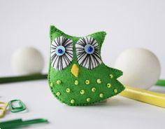 Delicate mini Owl.