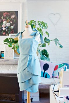 Vintage Dress Making