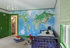 nina farmer interiors_boys_green_bedroom