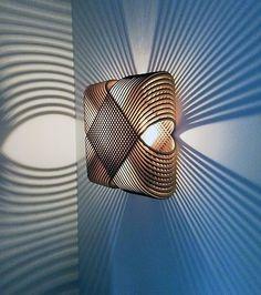 Het Lichtlab | Design verlichtingNo.39 wandlamp Ovals - Het Lichtlab