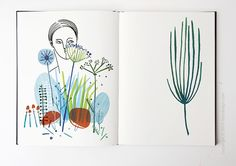 Иллюстрации Госия Херба (Gosia Herba)